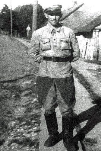 1 Pesach (Paul) Friedberg, Partisan Fighter, The Bielski Brigade, 1943
