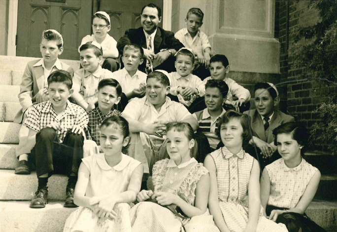1956   Beth Shalom Hebrew School