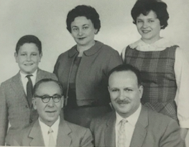 1960 Sutin Family