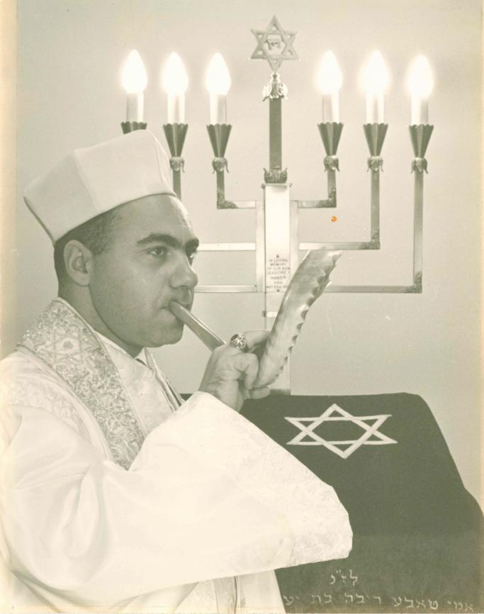 1970   Rabbi