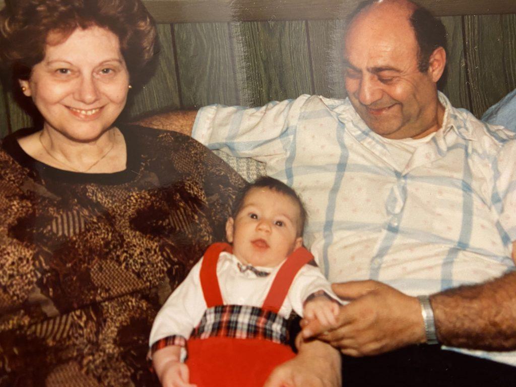 1991_-_First_Grandchild