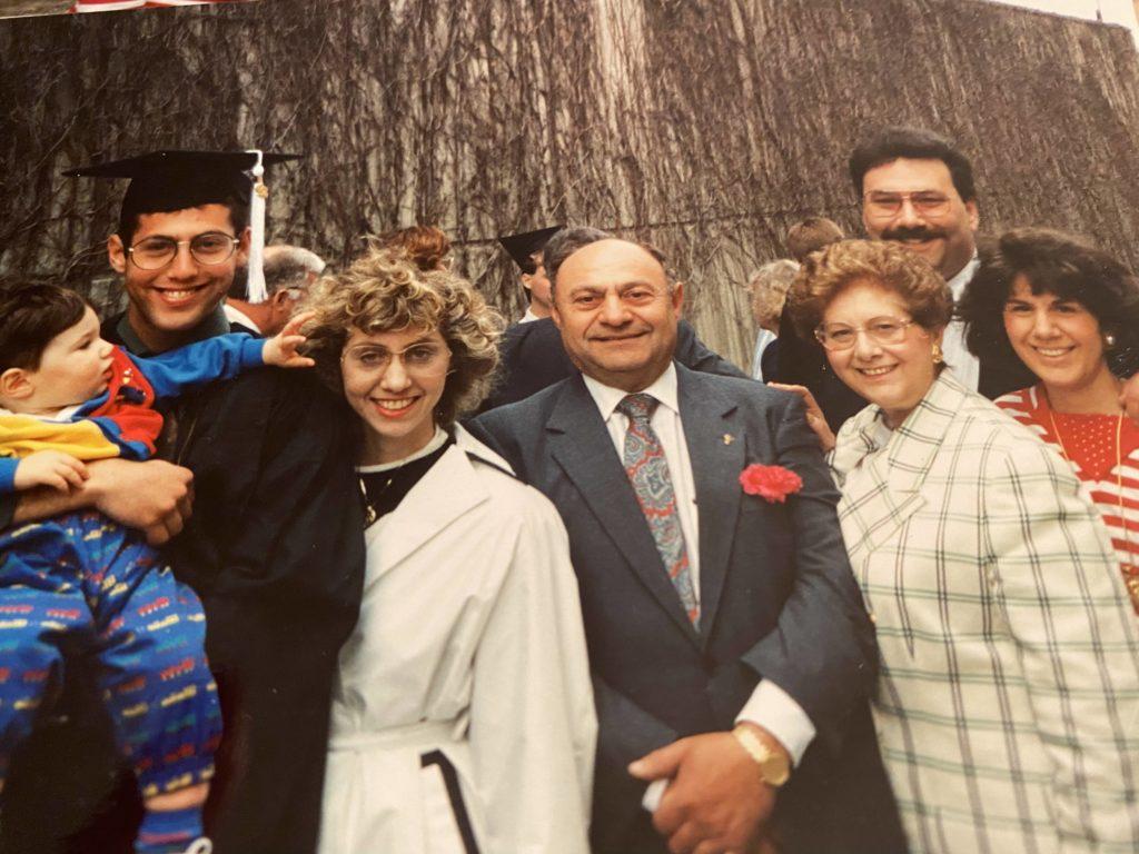 1992_-_Matthew's_Graduation