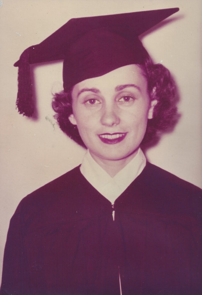2.Graduate UC Berkeley, 1956