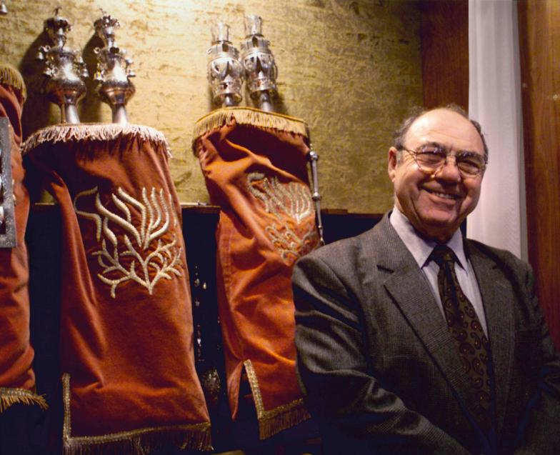 2000 - Rabbi