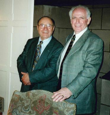 2000   with Abe Goldstein