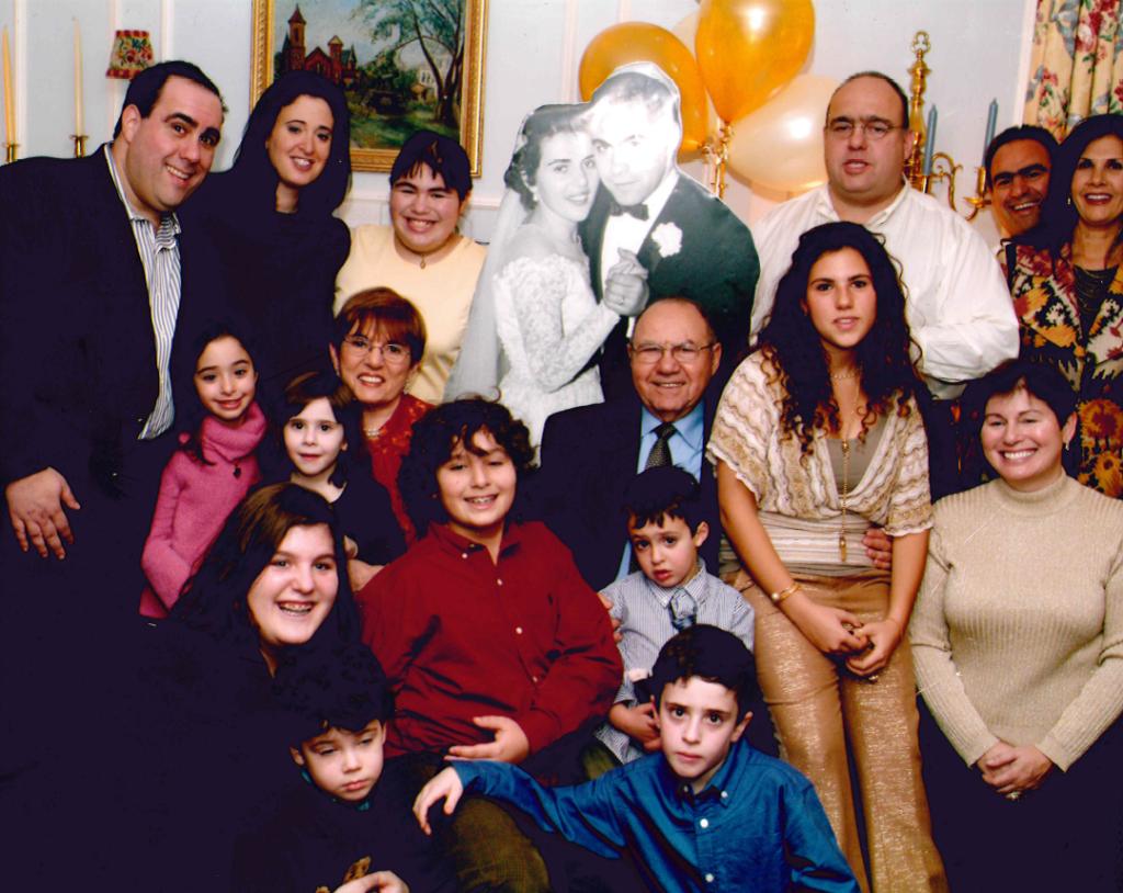 2005 - Lazowski Family