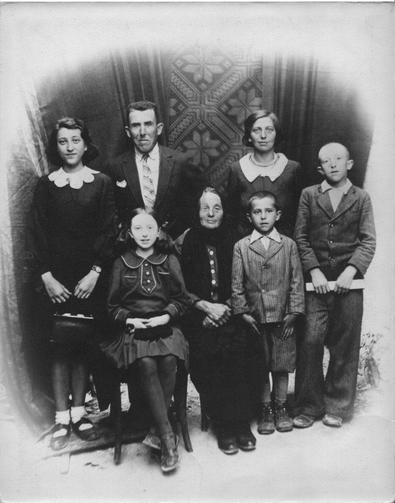 Boyarski family port 1938 MR