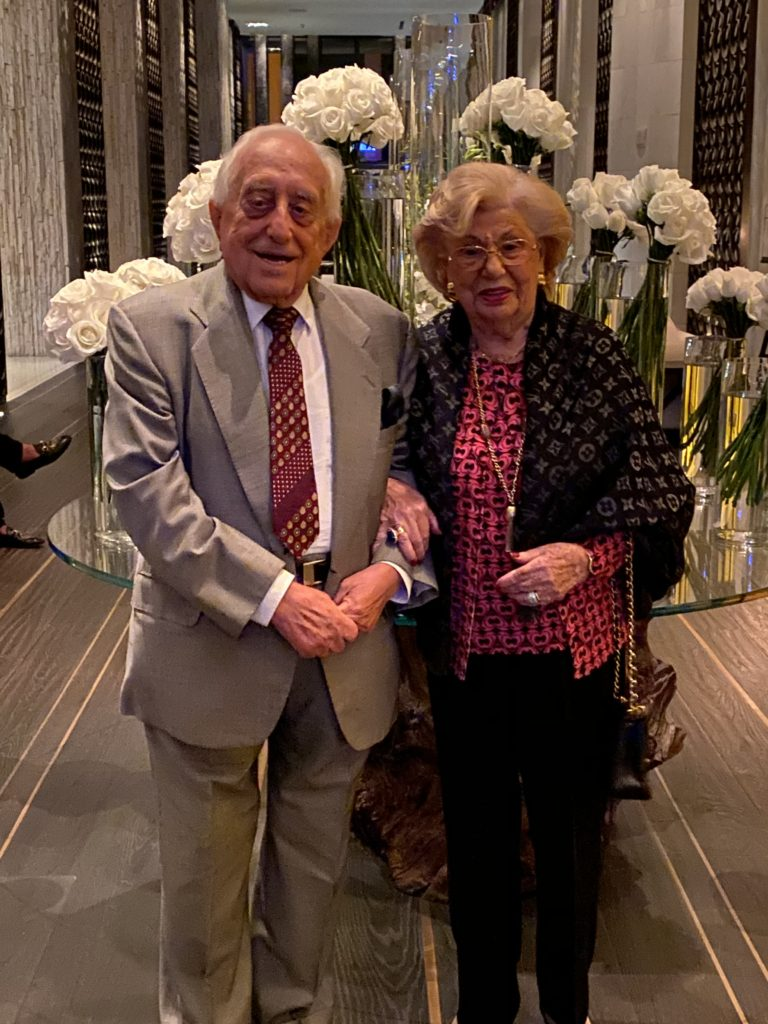 Charles and Sara Date