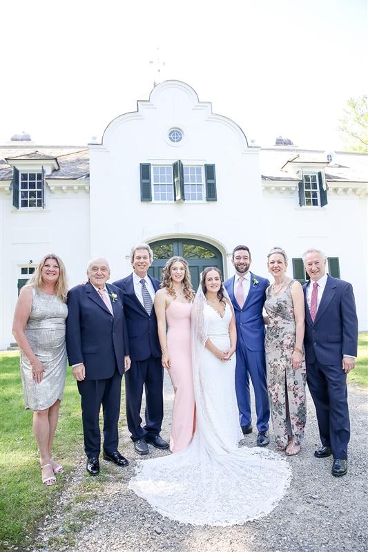 Mary & Ian's Wedding at Seven Hills Inn