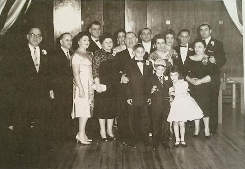 Family Photo Allie Bar Mitzvah
