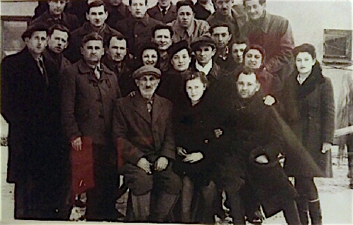 Ginsburg Family Photo 1