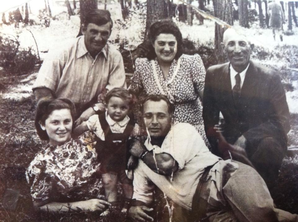 Ginsburg Family Photo 2