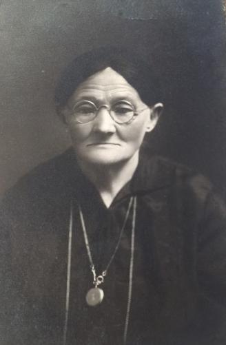 Great Great Grandma Tamar