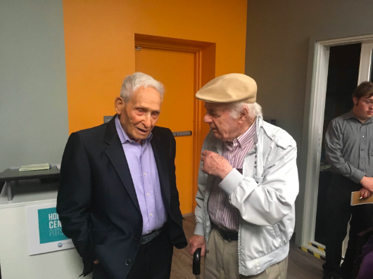 Moshe and Aron Bielski