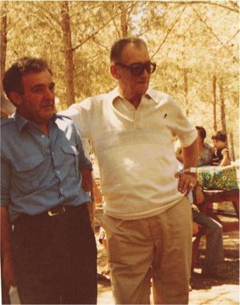 Oscar  Tuvia 1984