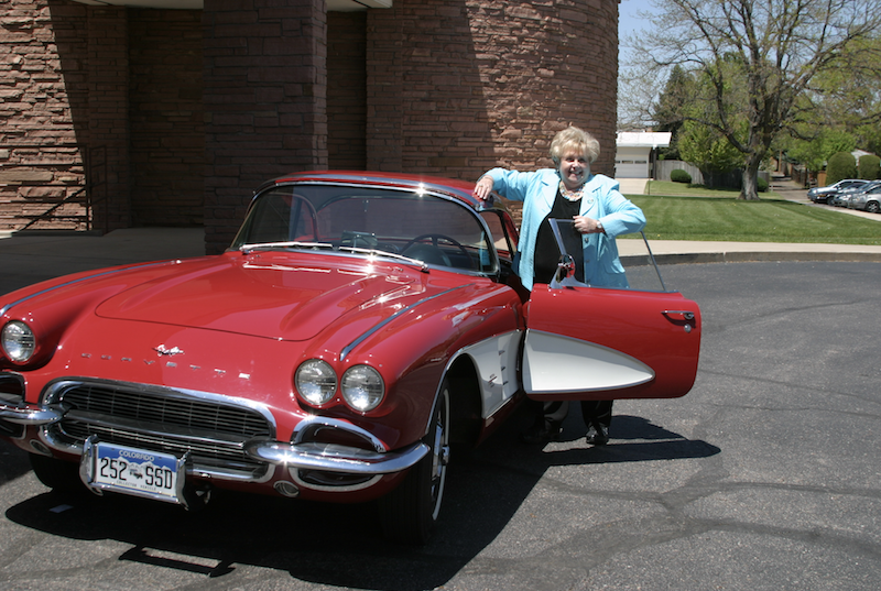 Paula and Corvette