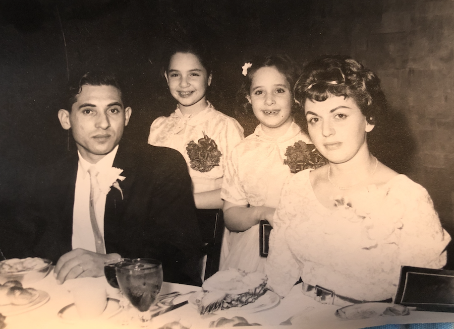 Paula with Daughters