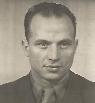 1946 DP Camp photo