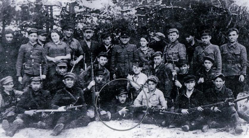 Velvel in the Bielski Partisans