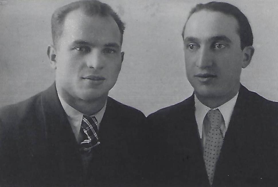 1946 Novick brothers