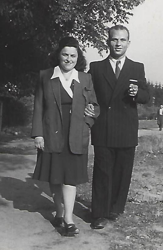 Bernard and Betty